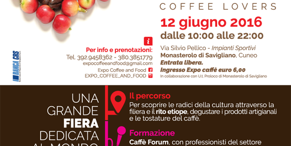 La Genovese a Expo Coffee & Food