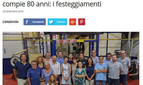 La Torrefazione La Genovese di Albenga compie 80 anni: i festeggiamenti