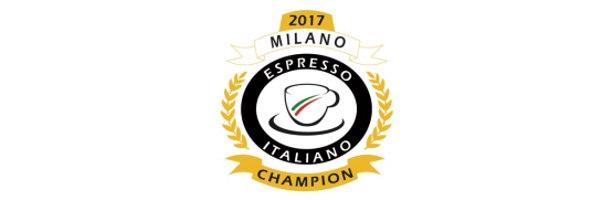 Espresso Italiano Champion 2017