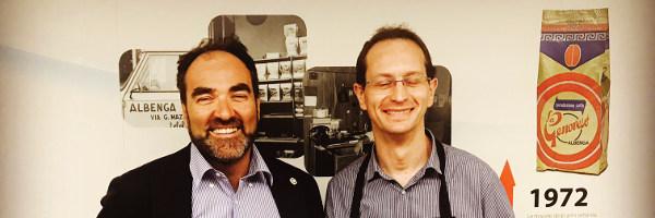Fabrizio Giorgini vince la selezione de La Genovese per Espresso Italiano Champion 2017